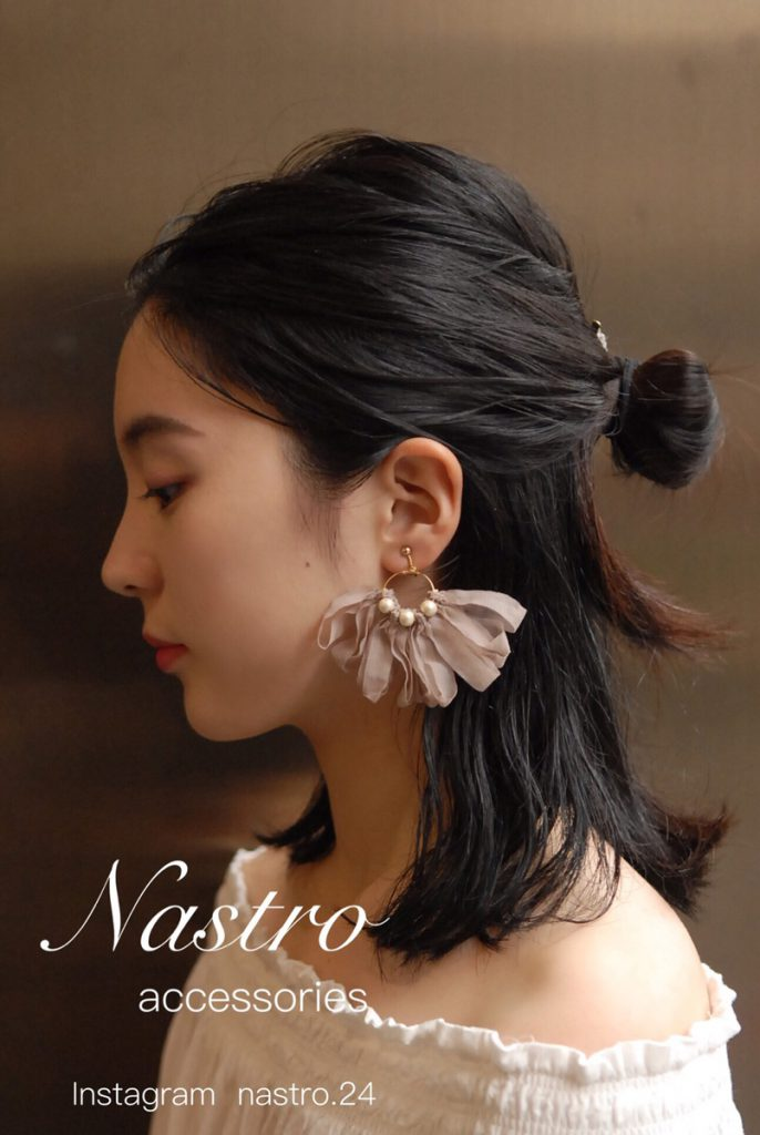 Nastro & l'allure Flower and accessory POP UP SHOPチラシ2